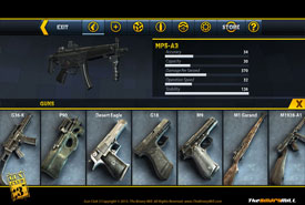 Gun Club 3 Screenshot for iOS and Android