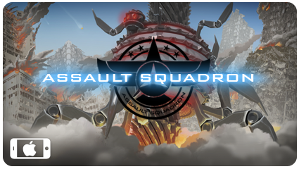 Assault Squadron for iOS