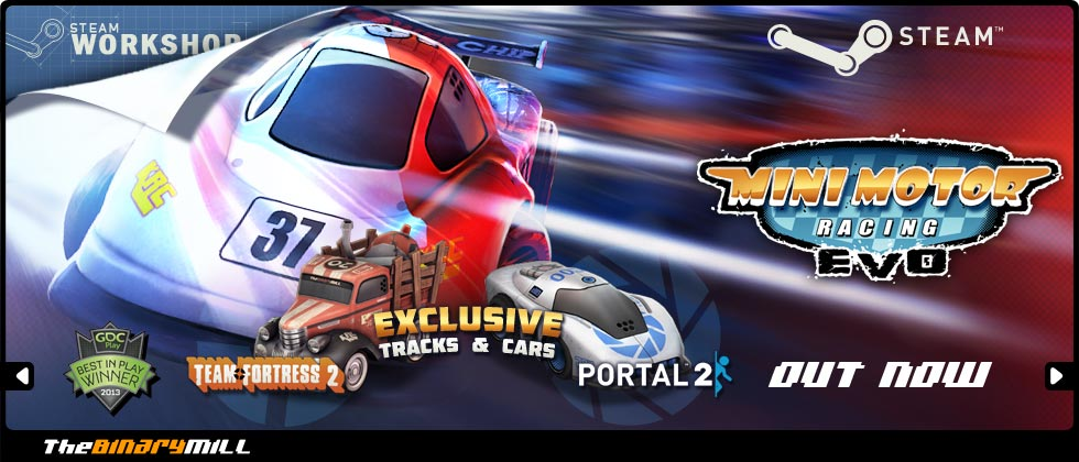 Mini Motor Racing EVO - for PC