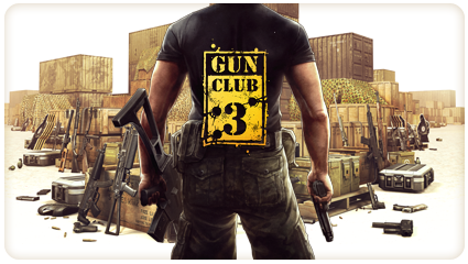Gun Club 3 - Out Now on iOS and Android