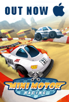 Mini Motor Racing iOS