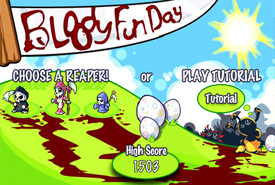 A Bloody Fun Day Screenshot for iPhone
