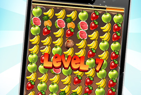 Fruit Boom! Screenshot for iPhone